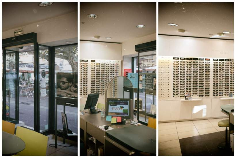 Les opticiens se montrent sur Google Street View